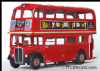 EFE 16407A AEC Regent RT 'London Transport' Route 66A - for Cobham Bus Museum - PRE OWNED